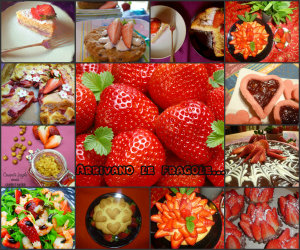 Collage fragole 300