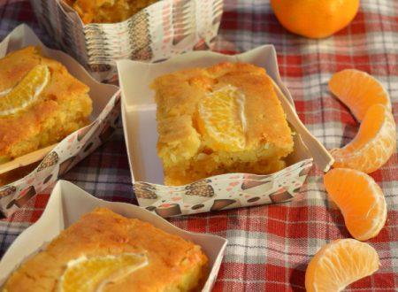 Tortine vegane e senza glutine con mandarini, mele e nocciole