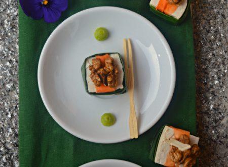 Se si può chiamare sushi