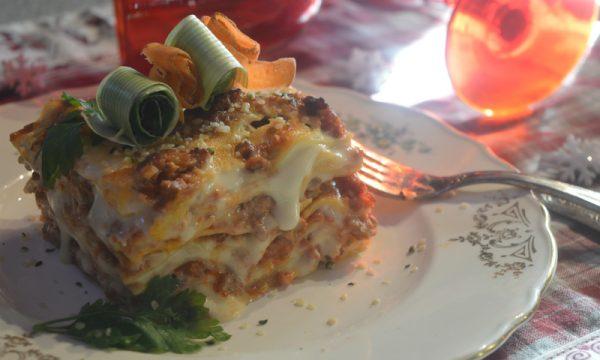 Lasagne di lenticchie senza glutine | Ricetta lasagne vegetariane