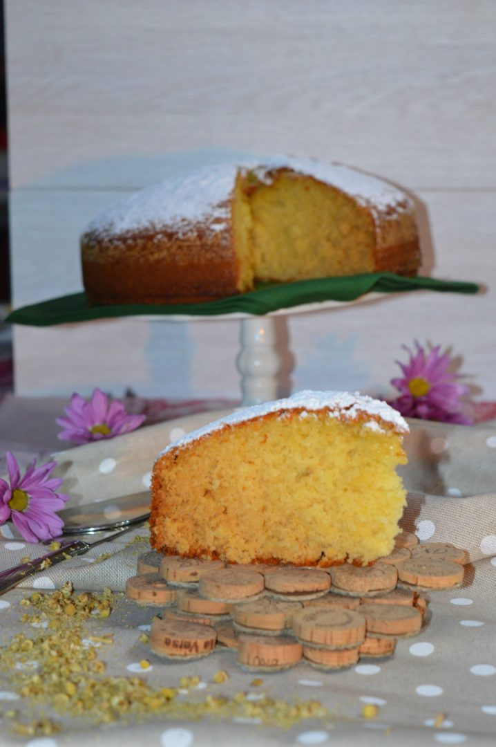 torta miele di rododendro e camomilla