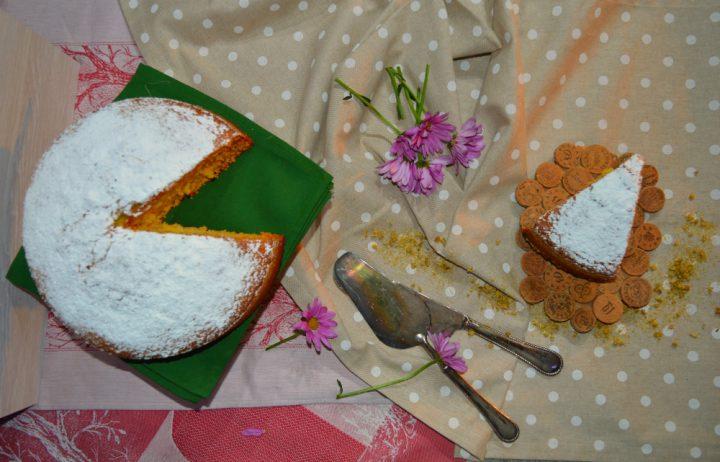 torta miele camomilla sopra