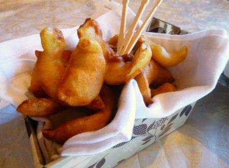 Bucce di patata in pastella