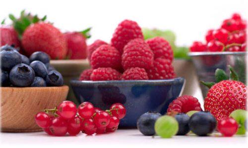 Piccoli frutti: pillole di benessere