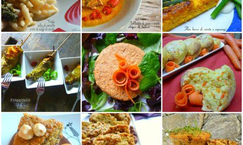 Bucce e ciuffi di carote: tante ricette per non sprecare