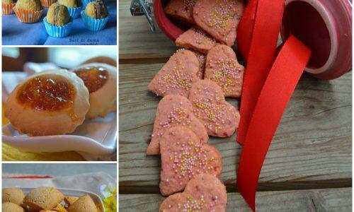 Raccolta di biscotti diversi dal solito