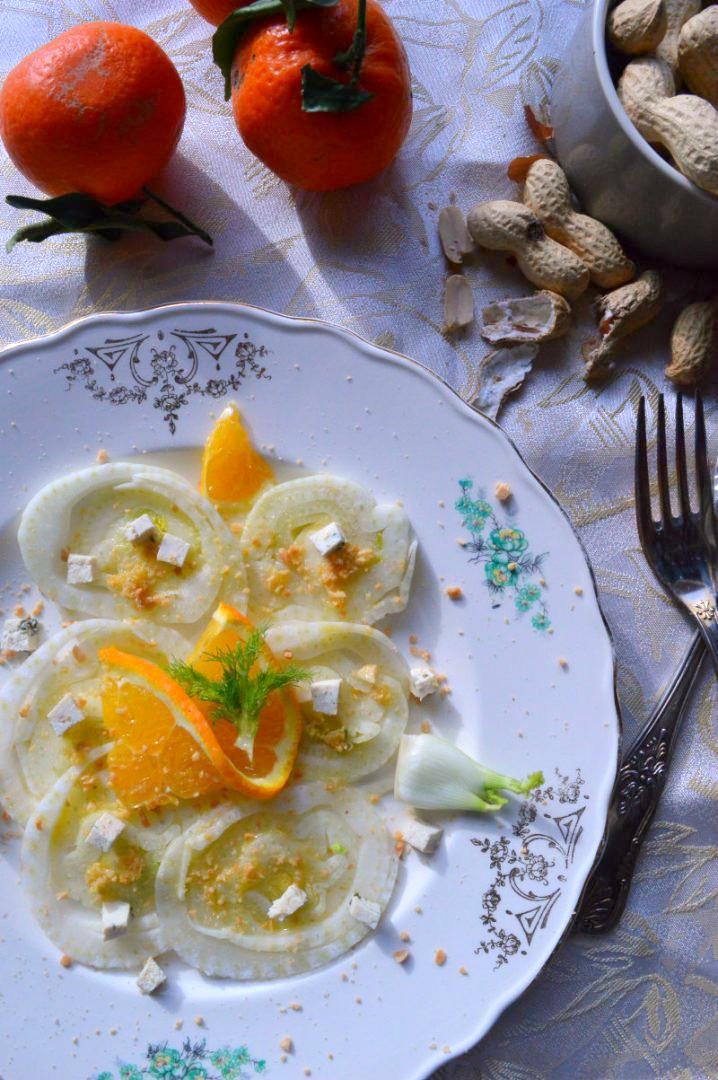 insalata di finocchi