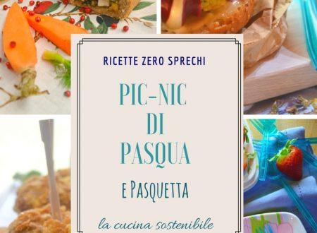 Menù di Pasqua e Pasquetta | Raccolta di ricette antispreco per pic-nic