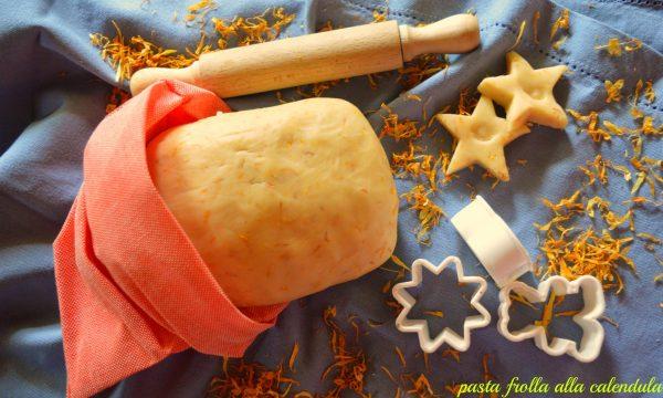 Pasta frolla alla calendula