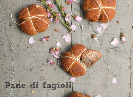 Pane di fagioli | Pane con farina di fagioli | Ricetta senza glutine