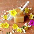 crema spalmabile al cioccolato bianco e pere