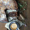 Torta di pane senza lievito
