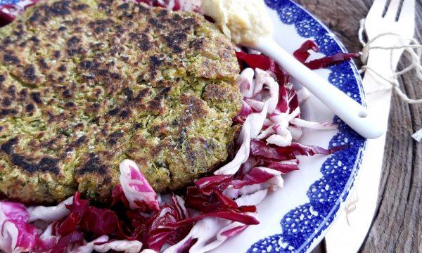 Frittelle di quinoa e cime di rapa | Ricetta con la quinoa avanzata