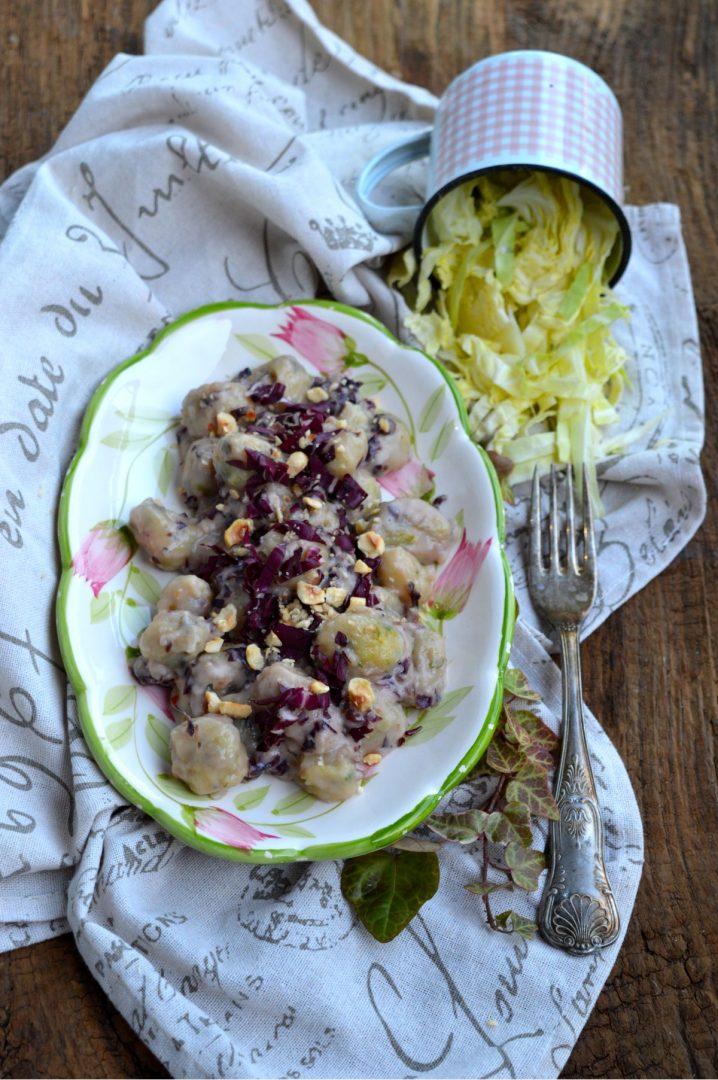gnocchi di patate e verza