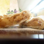 Strudel di mele light, ricetta vegan