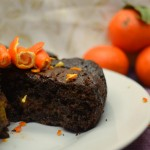 Torta 12 cucchiai al cioccolato e arancia, ricetta vegan