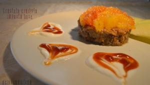 Crostata crudista, impasto base