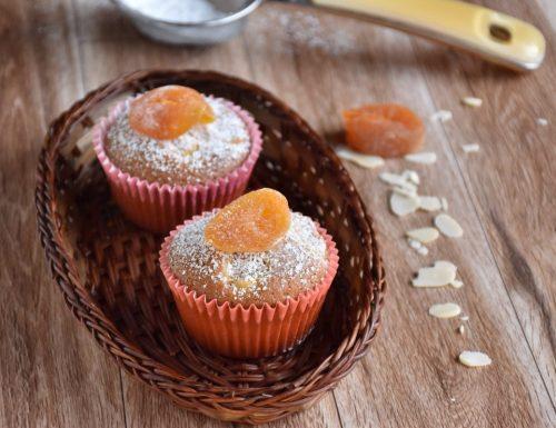 Muffin integrali con albicocche secche Bimby