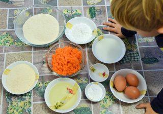 dolce plumcake alle carote