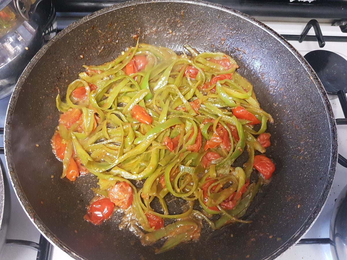 peperoncini e pomodorini