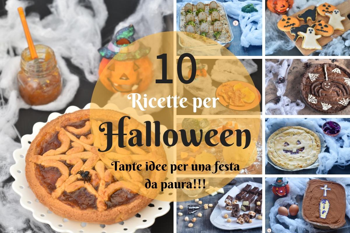 Festa Halloween Idee.10 Ricette Per Halloween Tante Idee Per Una Festa Da Paura Adatta