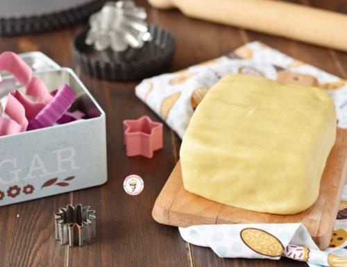 Pasta frolla di Ernst Knam ricetta base per le sue torte