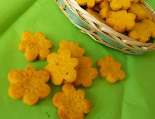 Frollini carote e cocco , ricetta biscotti