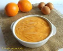 Crema aranciotta con arance e carote
