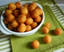 Patate noisettes, ricetta finger food