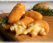 Crocchè di patate napoletani