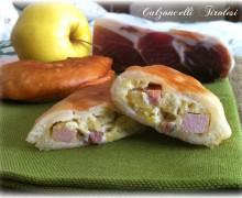 Calzoncelli tirolesi, finger food