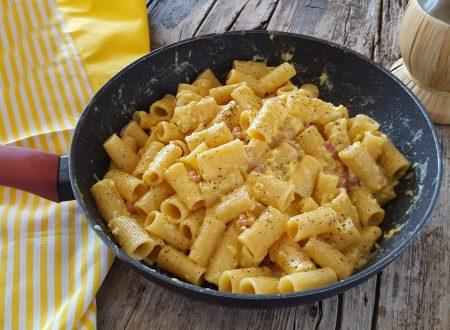Carbonara perfetta ricetta primo piatto