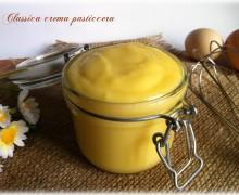 Classica crema pasticcera
