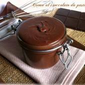 crema al cioccolato da pasticceria