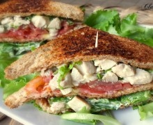 Club sandwich, ricetta fast food