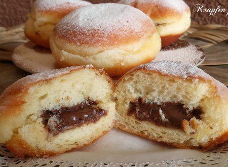 Krapfen perfetti ricetta trentina per un dolce di successo