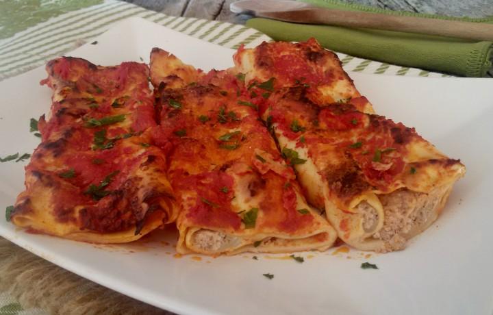 Cannelloni, ricetta tradizionale