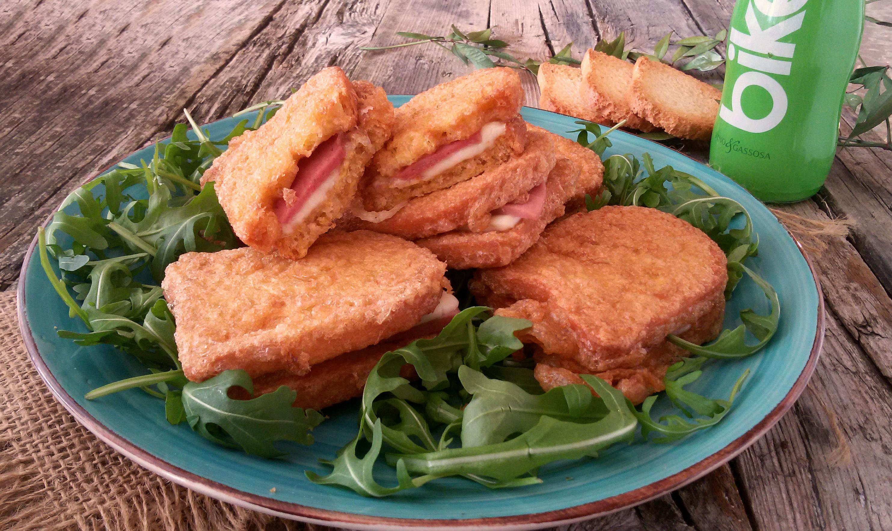 French toast di fette biscottate, ricetta veloce salva cena