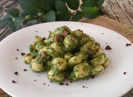 Gnocchi cremosi ai broccoli, ricetta primo piatto
