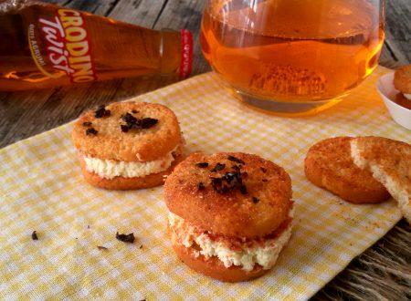 Crostini farciti, ricetta aperitivo finger food