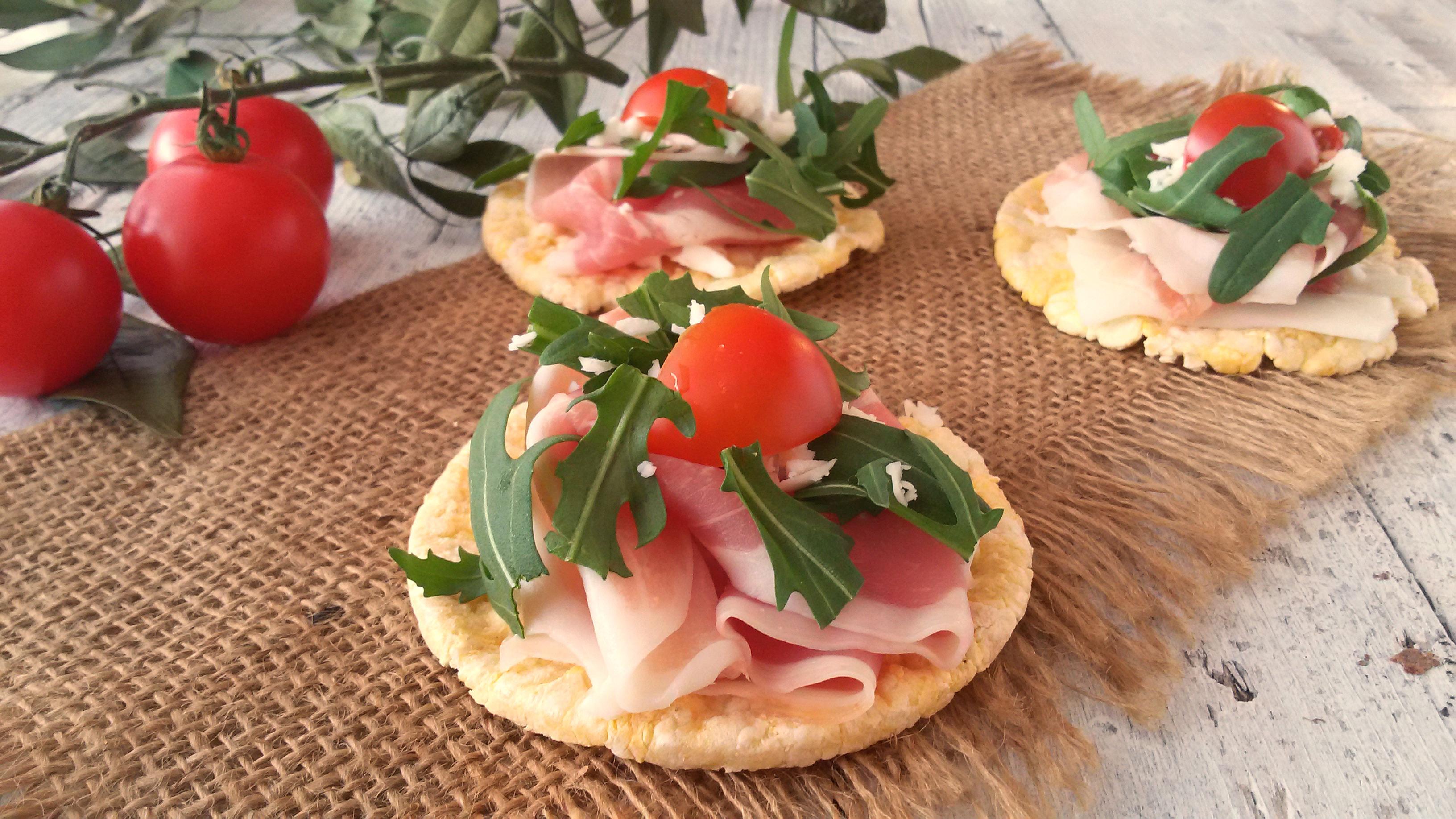 Gallette fantasia, ricetta gustosa e veloce