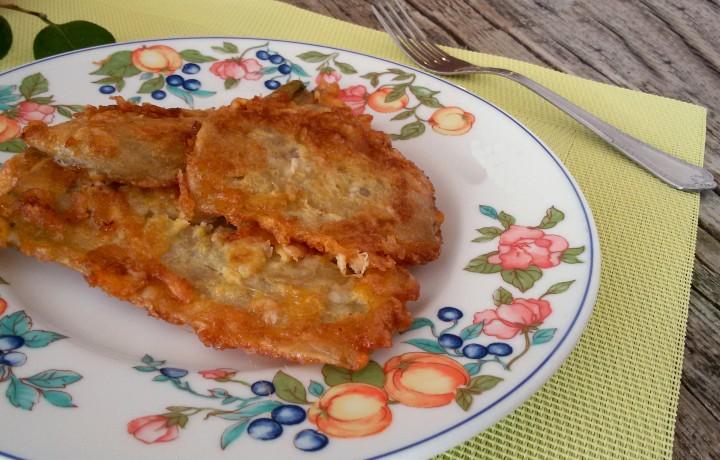 Coste di bietole impanate e fritte, facile e veloci