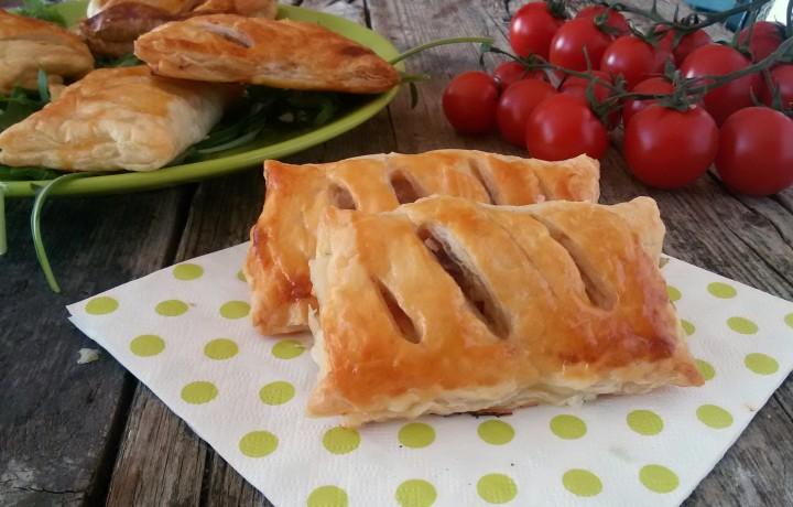 Saccottini rustici, ricetta finger food