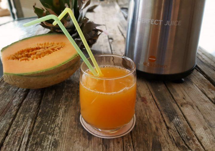 succo ananas e melone