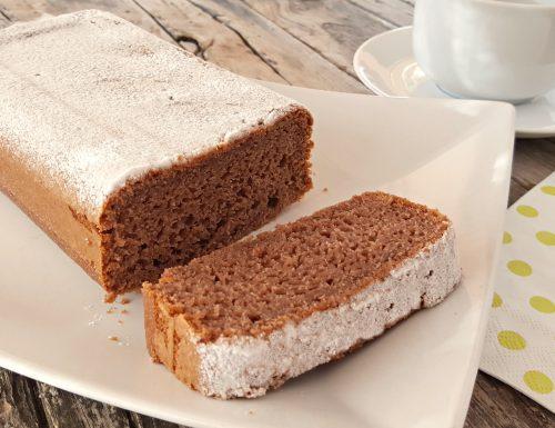 Ice cream bread ovvero torta di gelato con 3 ingredienti