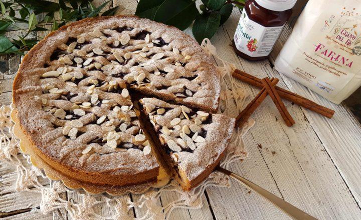 Linzer torte goloso dolce tirolese
