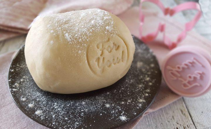 """Pasta frolla corrente senza uova """"jolly"""" della pasticceria"""