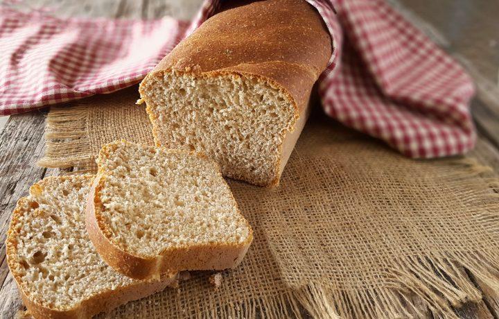 Pan brioche con farina di grano saraceno