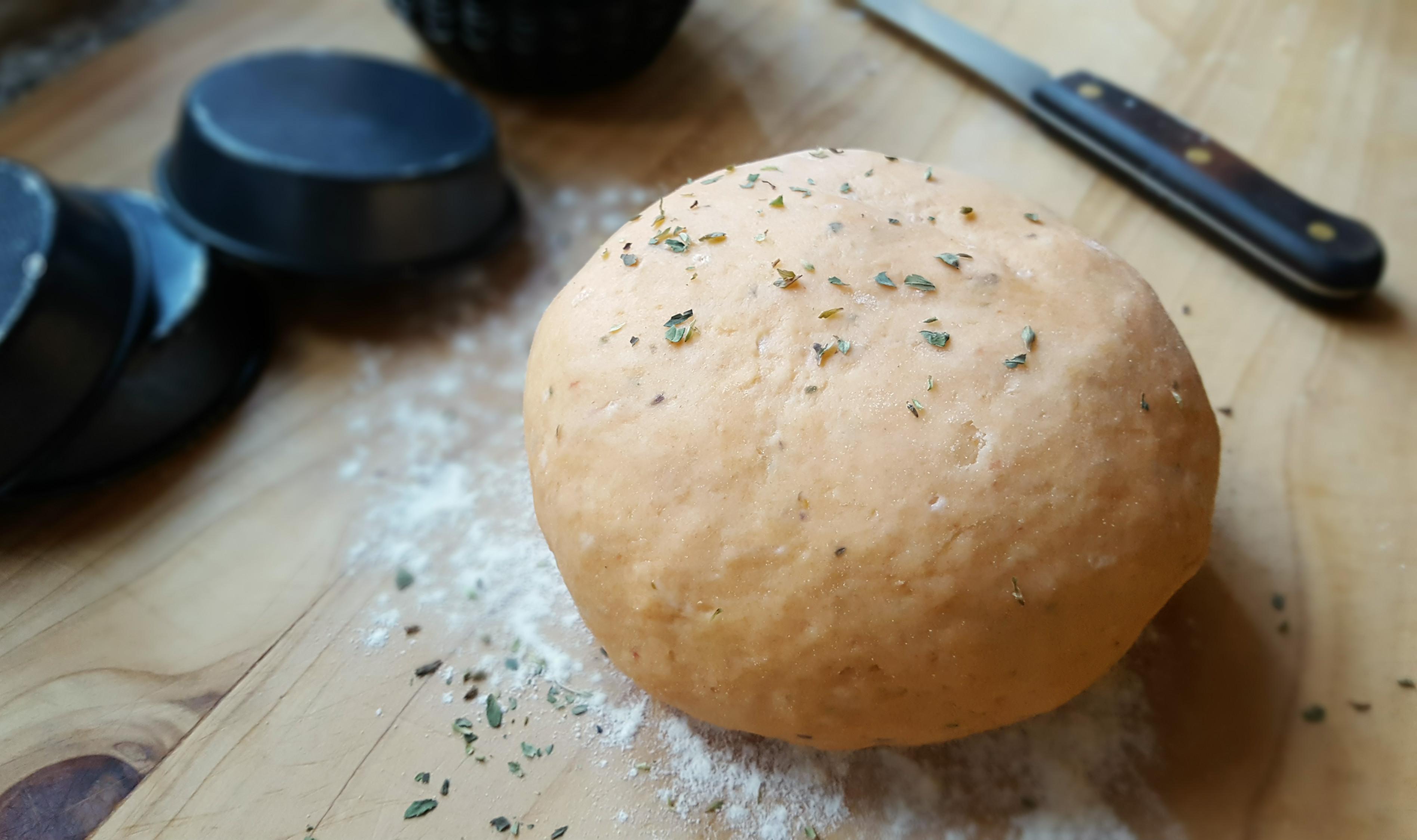 Pasta brisée alla mediterranea