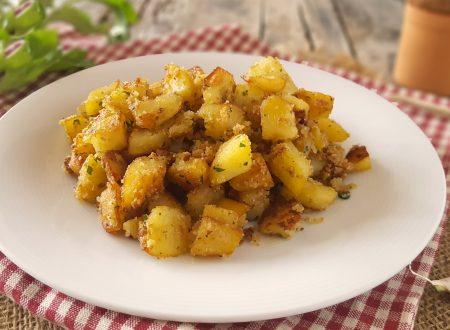 Patate ammollicate in padella facili e gustose